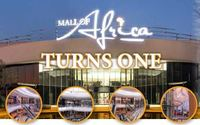 Mall of Africa: a first birthday